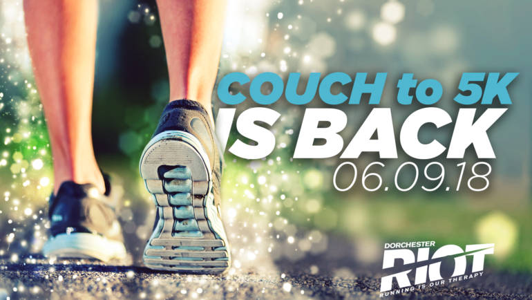 Couch to 5k – now full!