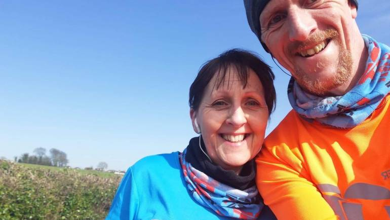 From Covid recovery to running Land's End to John O'Groats Virtual Race